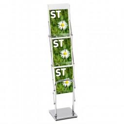 Literature Display Rack