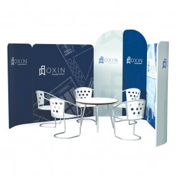 Modulate™ Configurable Fabric Office Divider