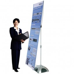 Y-Band Outdoor Banner Stand 650mm Wide