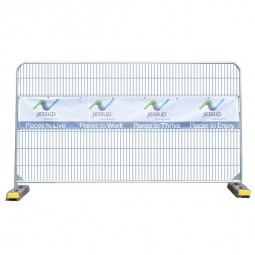 Mesh PVC Banner for Metal Fencing