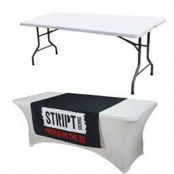 6ft table and runner combo