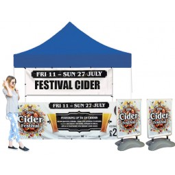 Complete commercial grade tent kit ideal for Market traders