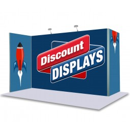 Vector Kit 5 Seamless fabric Display Stand