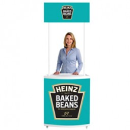 Wheeled In-Store Promotions Unit