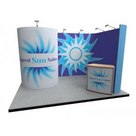 4m x 3m Modular Trade Show Stand