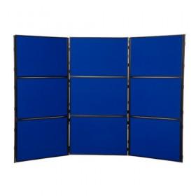 9 Panel Slimflex Landscape Pole & Panel - Plastic Frame