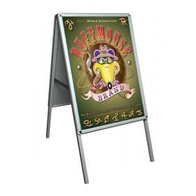A0 Poster Snap Shut A Board