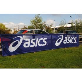 Fence Mesh Aero Banner