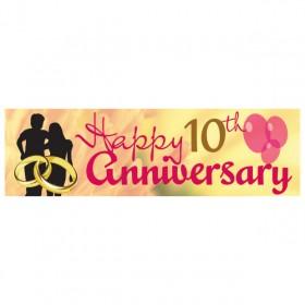 Banner - Happy Anniversary - 358