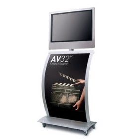"32"" AV Screen Display Stand"