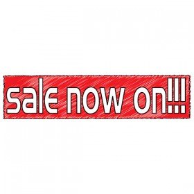 Sale Now On - Banner 194