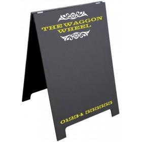 Basic Chalk A Board