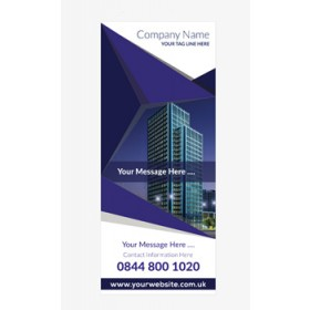 Business Banner 12 - Banner Stand 132