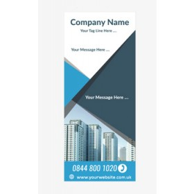Business Banner 16 - Banner Stand 136
