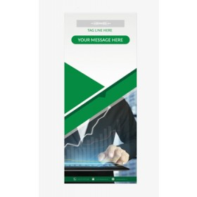 Business Banner 6 - Banner Stand 126