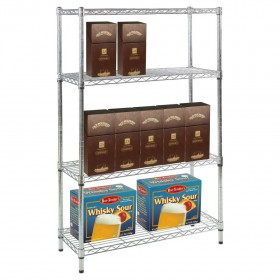 1800 x 1220 x 457mm Shelving