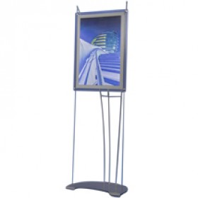 Deluxe A2 LED Poster Display - D3