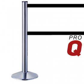 ProQ - Twin Retractable Security Barrier 2m