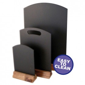 Easy Clean Table Top Chalk Board