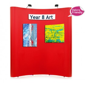 3x2 Fabric Pop Up Stand