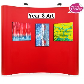 3x4 Fabric Pop Up Stand