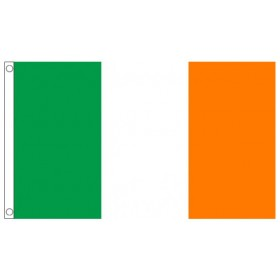 Flag of Ireland - 5ft x 3ft - Durable