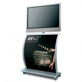 "42"" AV Screen Display Stand"