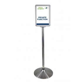 Reception Sign Holder