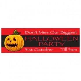 Banner - Halloween - 302