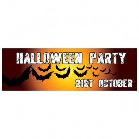 Banner - Halloween - 305