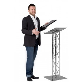 Compact Metal Truss Lectern