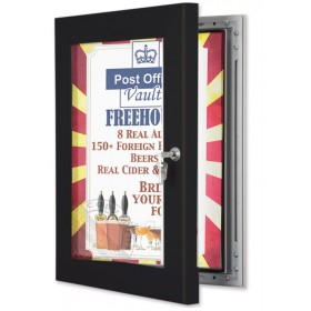Bladon Outdoor Backlit Poster Display