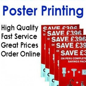 """Backlit Posters - 30"""" x 40"""""""
