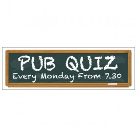 Quiz Night - Banner 157