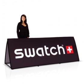 Rectangular Pop Up Banner