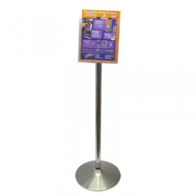 Prestige Leaflet Holder Stand