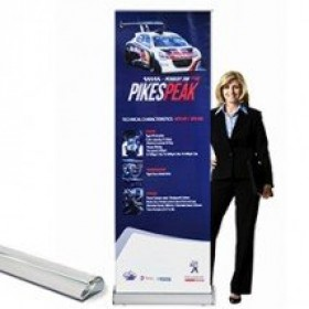 Roller 1 Advanced Banner 845mm wide