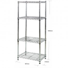 1800 x 907 x 609mm Shelving