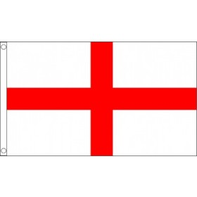 St George English Flag - 5ft x 3ft - Durable