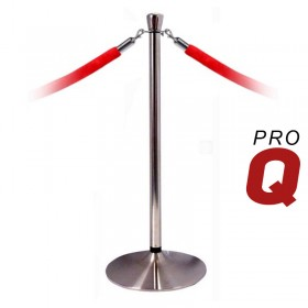 ProQ - Stainless Steel Rope and Post Stanchions