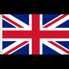 Union Jack Flag - 5ft x 3ft - Durable