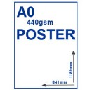 Outdoor PVC Poster - A0