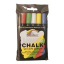 Liquid Chalk Pens (assorted colours 5 pack)