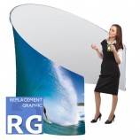 Fabric Stands Replacement Graphics - Booth