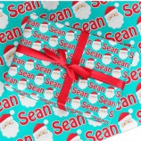 Personalised Christmas Wrapping Paper - 3m Roll