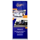 Deluxe Changeable Cassette Banner - 850/1000mm Wide