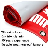 PVC Banners Nylon Reinforced