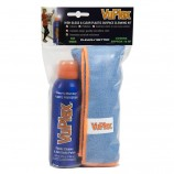 VuPlex Acrylic / Perspex Cleaner - 235ml with Microfibre Cloth