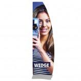 Wedge Rigid Banner Panel Holder