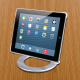 Desktop Ipad Holder - Tablet not included - for illustration purposes only